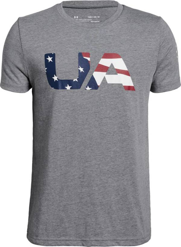 Under Armour Boys' Freedom T-Shirt product image