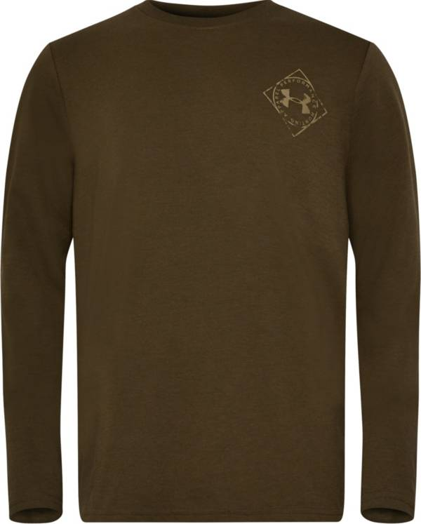 Under Armour Little Boys' Classic Whitetail Long Sleeve Shirt product image