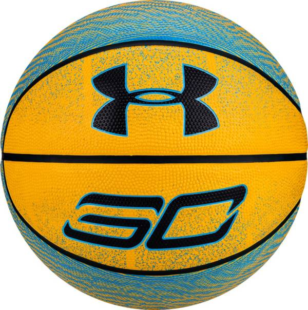 """Under Armour Curry Youth Basketball (27.5"""") product image"""