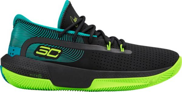 Under Armour Kids' Grade School Curry 3Zer0 3 Basketball Shoes product image