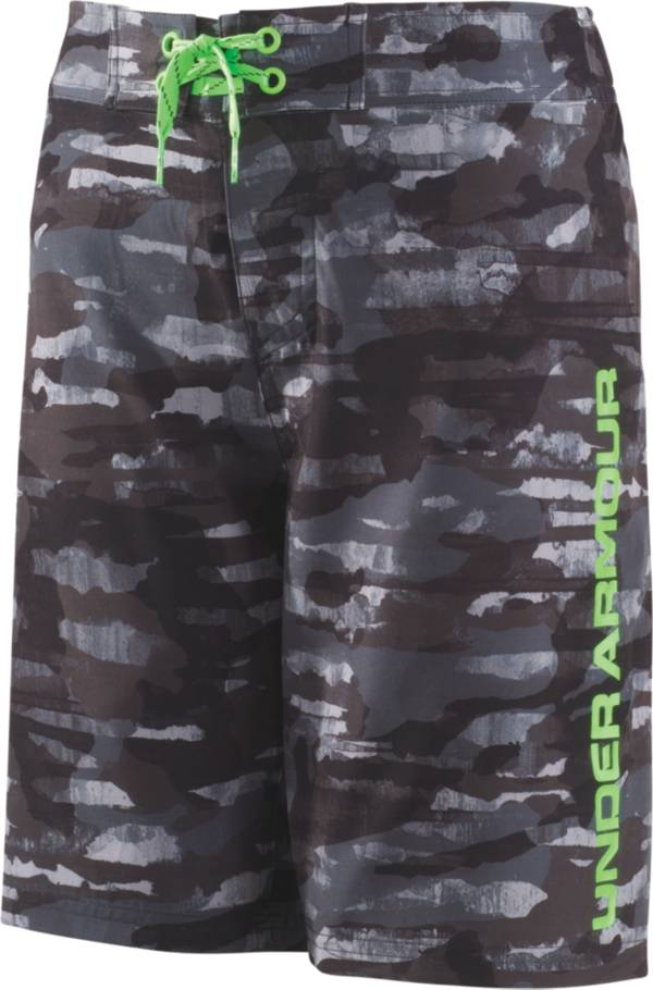 Under Armour Boys' Grit Back Elastic Board Shorts product image