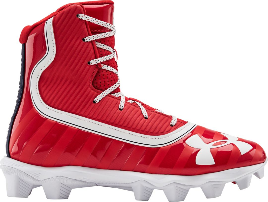 649dbc816 Under Armour Kids' Highlight RM LE Football Cleats | DICK'S Sporting ...