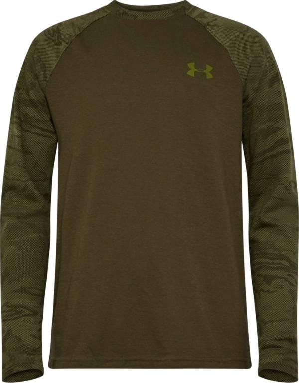 Under Armour Boys' Halftone Raglan Long Sleeve T-Shirt product image