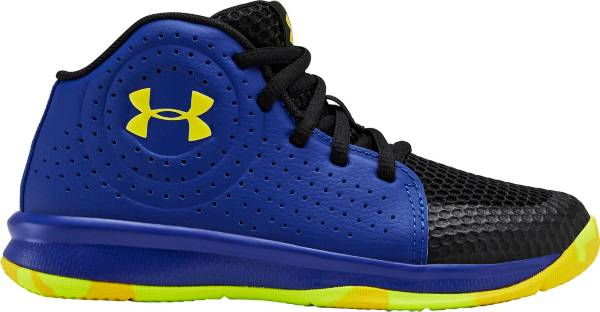 Under Armour Kids' Preschool Jet Basketball Shoes product image