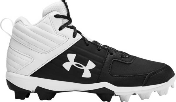 Under Armour Kids' Leadoff Mid Baseball Cleats product image