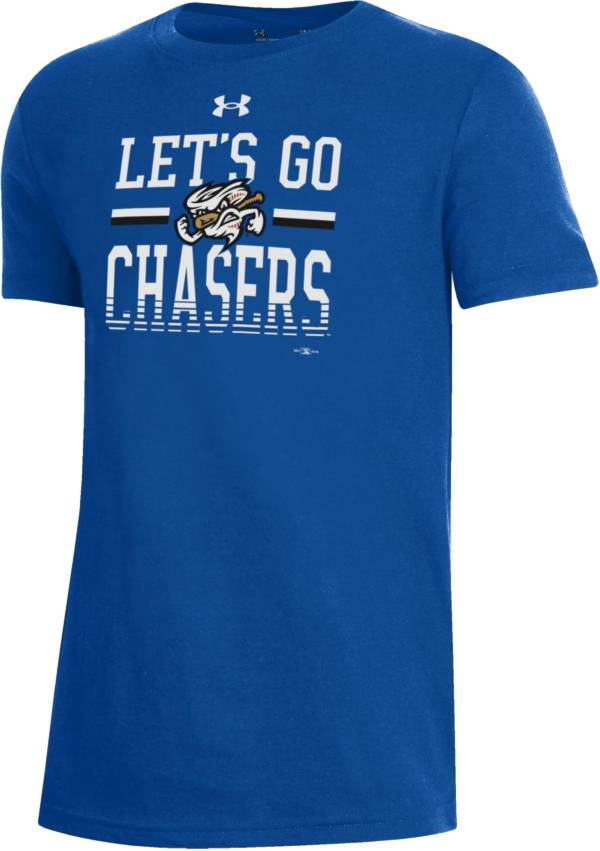 Under Armour Youth Omaha Storm Chasers Royal Performance T-Shirt product image