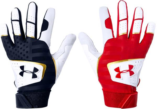 Under Armour Youth Clean Up Culture Batting Gloves 2020 product image