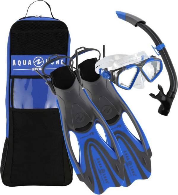Aqua Lung Sport Adult Hawkeye Snorkeling Set product image