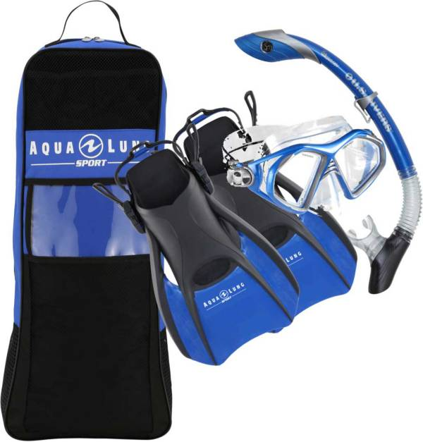 Aqua Lung Sport Adult Trooper Snorkeling Set product image