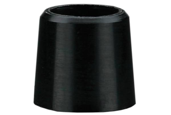 """The GolfWorks .370"""" Black Iron Ferrules – 12 pack product image"""