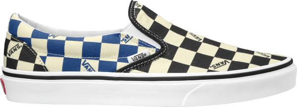 Vans Classic Slip-On Big Check Canvas Shoes product image