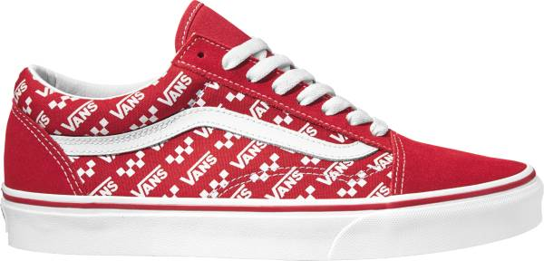 Vans Old Skool Logo Repeat Mix Shoes product image