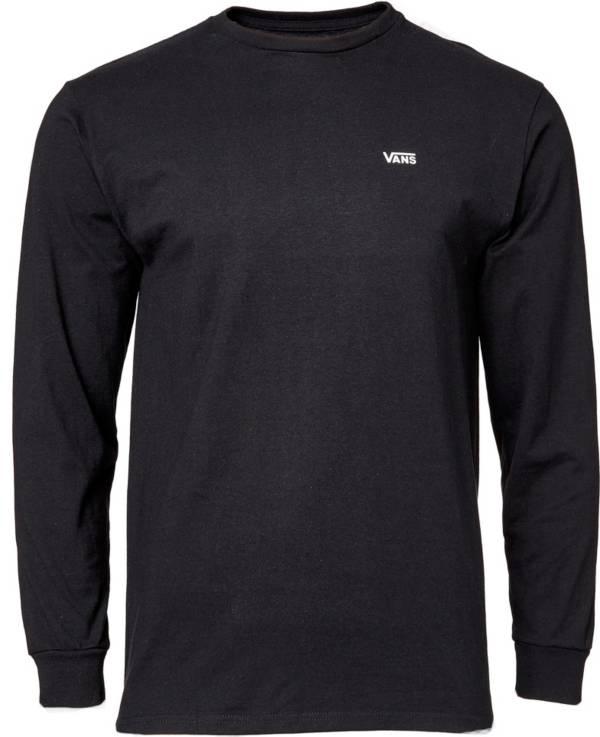 Vans Men's Left Chest Logo Graphic Long Sleeve Shirt product image