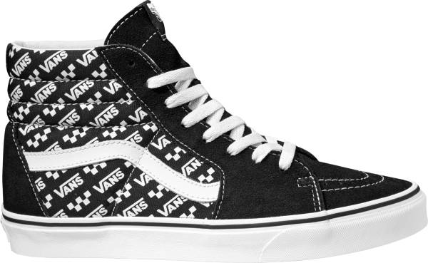 Vans SK8-Hi Logo Repeat Mix Shoes product image
