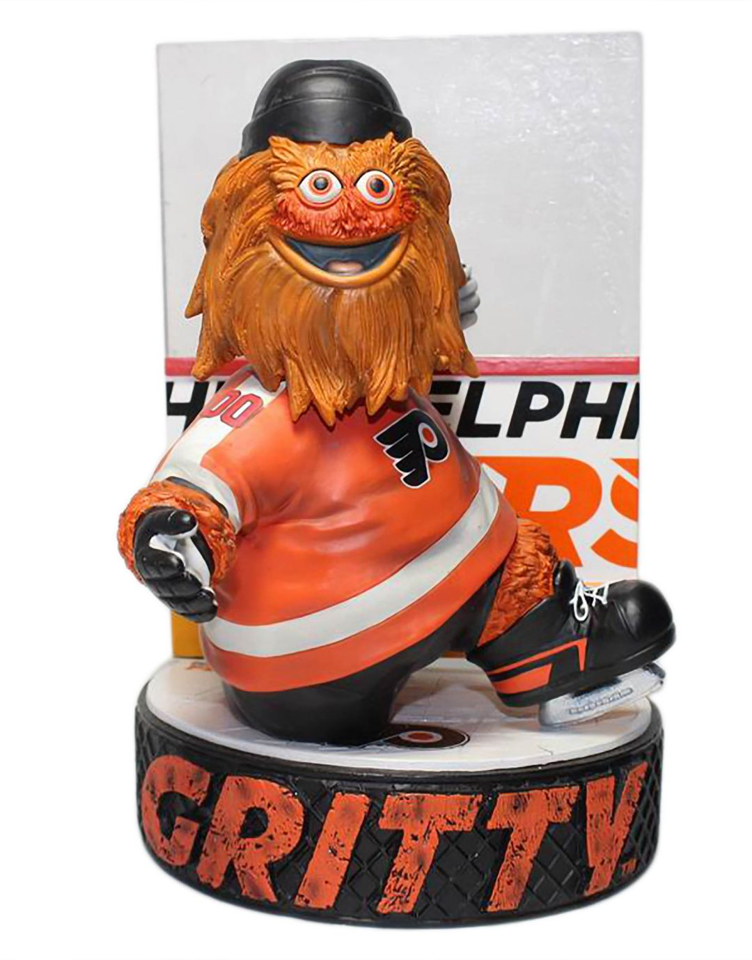 29639826c FOCO Philadelphia Flyers Gritty Bobblehead. noImageFound. Previous