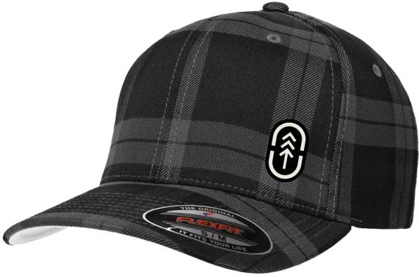 Up North Trading Company Men's Plaid Flexfit Hat product image