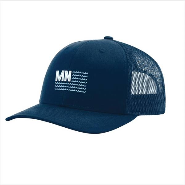 Up North Trading Company Men's Land of 10,000 Snapback Hat product image