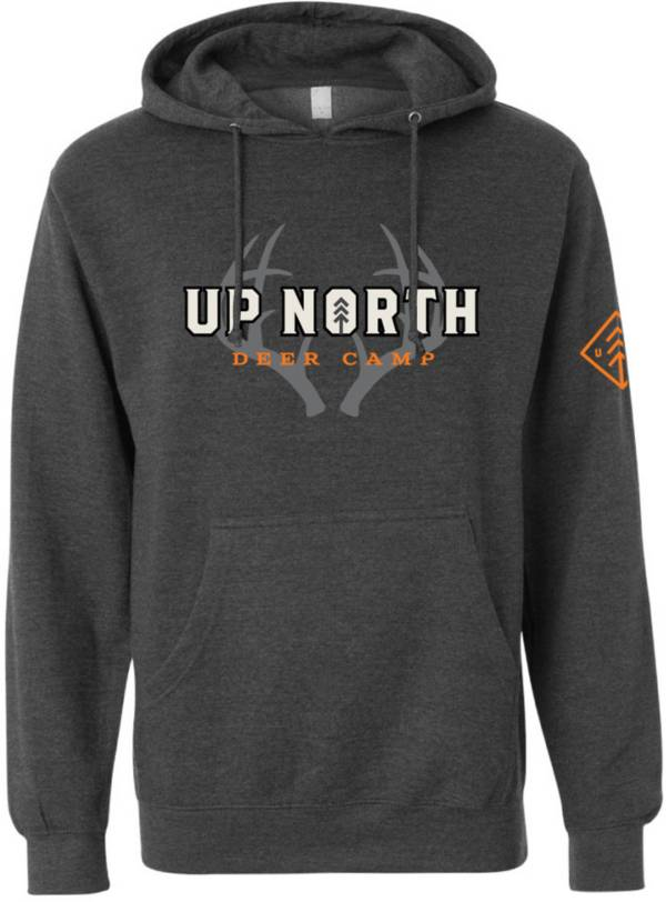Up North Trading Company Men's Deer Camp Hoodie (Regular and Big & Tall) product image