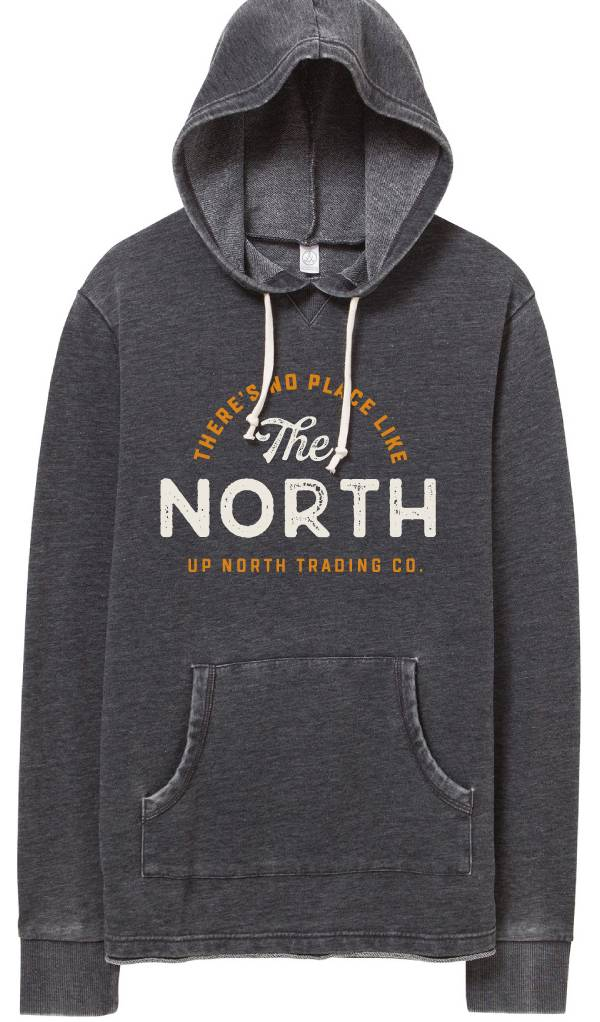 Up North Trading Company Men's Life is Better Hoodie (Regular and Big & Tall) product image