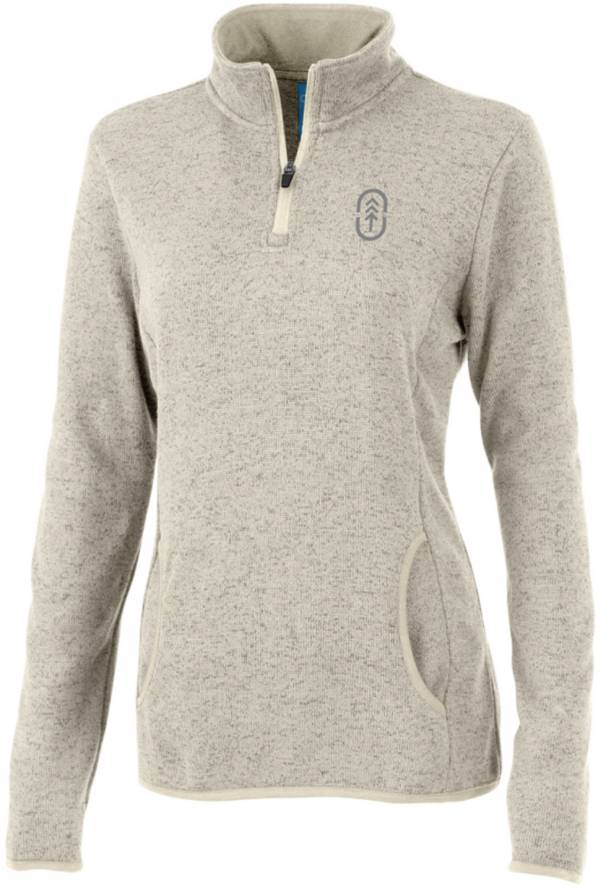 Up North Trading Company Women's Fleece Quarter Zip Pullover product image