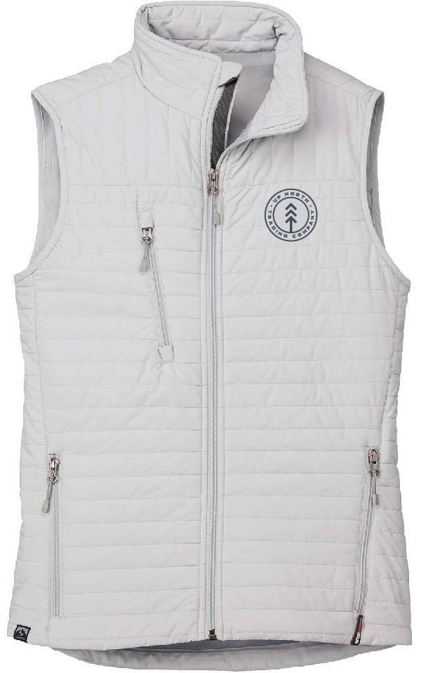 Up North Trading Company Women's Platinum Circle Insulated Vest product image