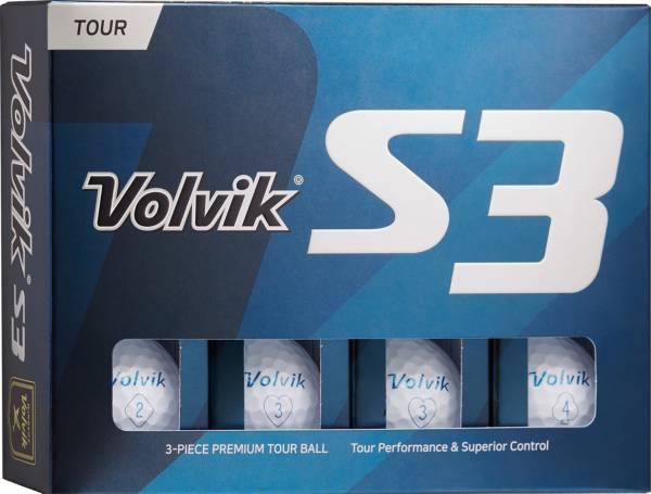 Volvik 2019 S3 Golf Balls product image