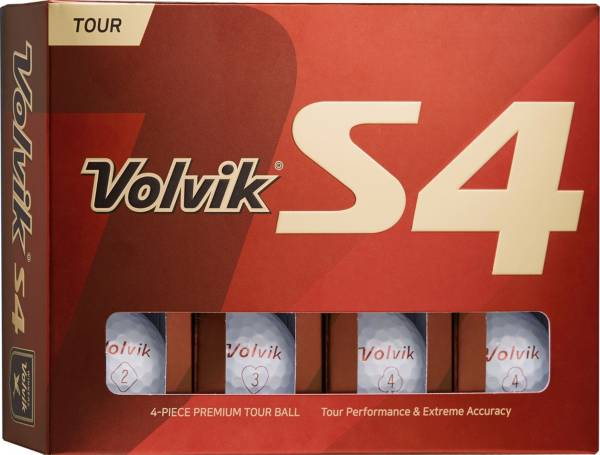 Volvik 2019 S4 Golf Balls product image