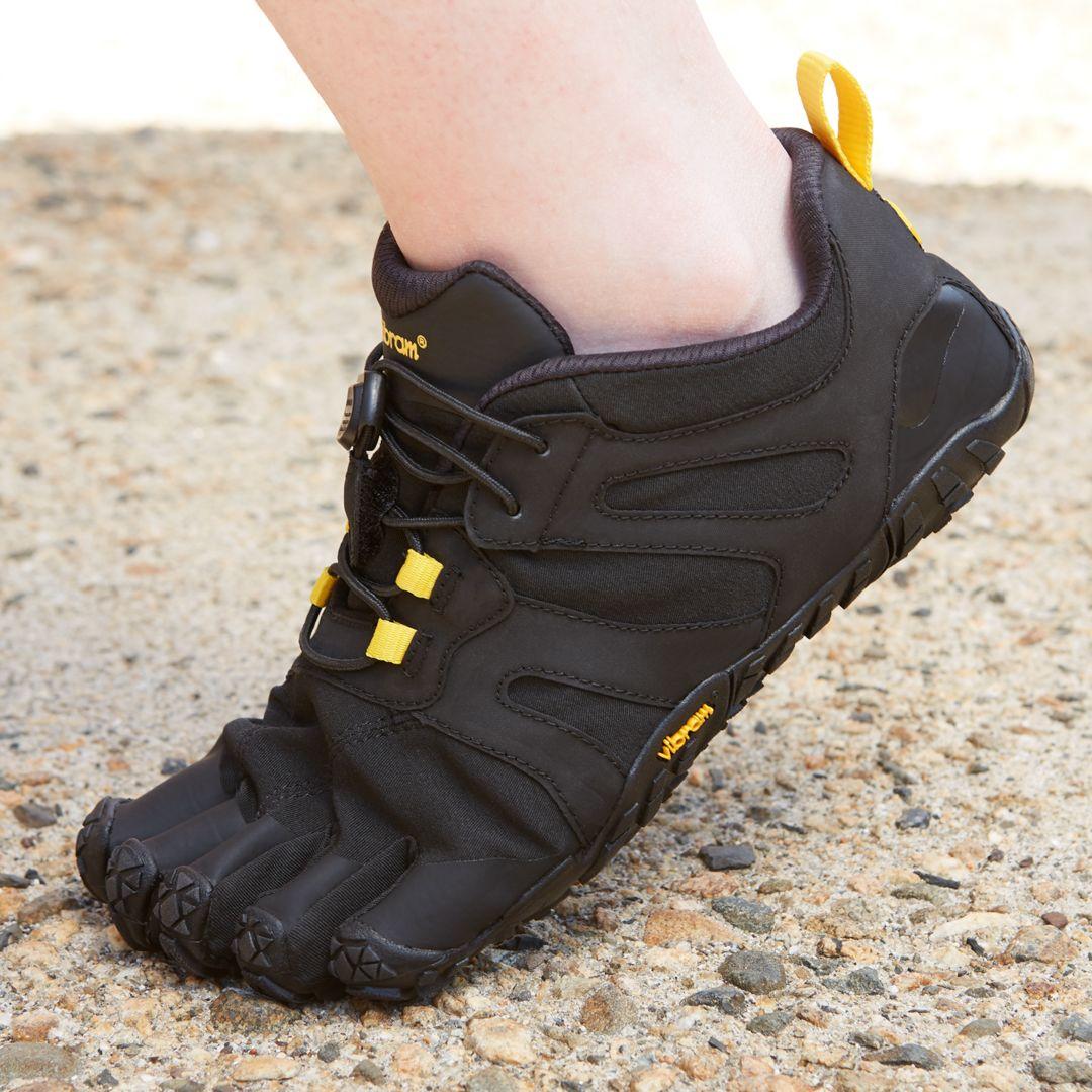 Vibram Womens FiveFingers VI-S Walking Shoes Sandals Grey Sports Outdoors