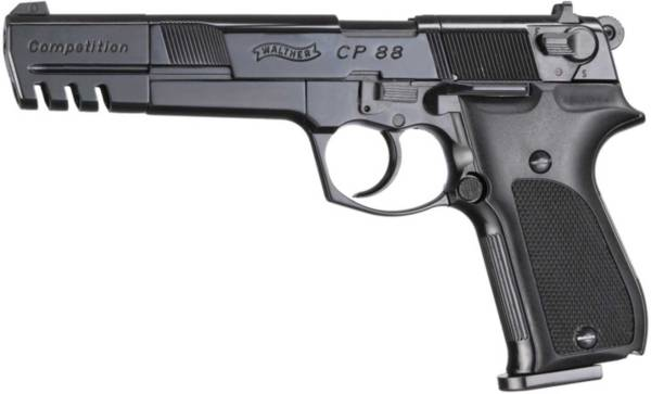 Walther CP88 Competition Airgun – Black product image