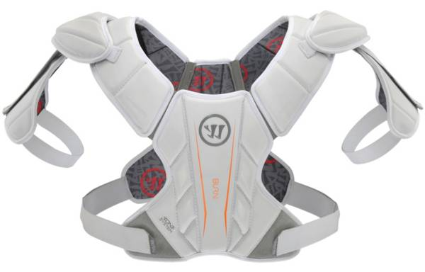 Warrior Burn Hitman Lacrosse Shoulder Pads product image