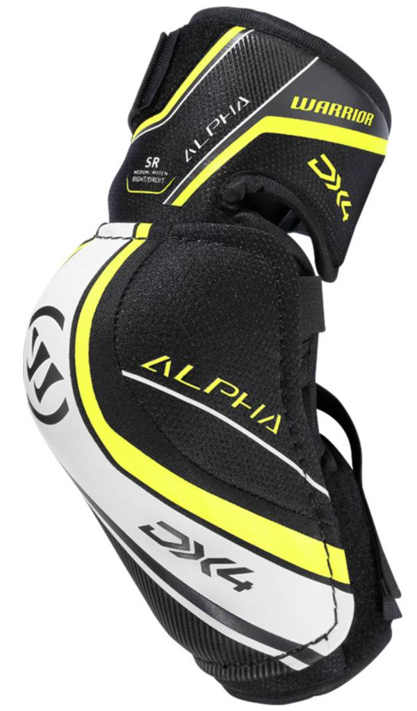 Warrior Senior Alpha DX 4 Ice Hockey Elbow Pads product image