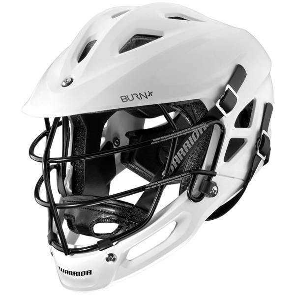 Warrior Junior Burn Lacrosse Helmet product image