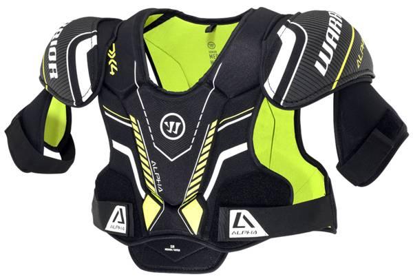 Warrior Junior Alpha DX 4 Ice Hockey Shoulder Pads product image