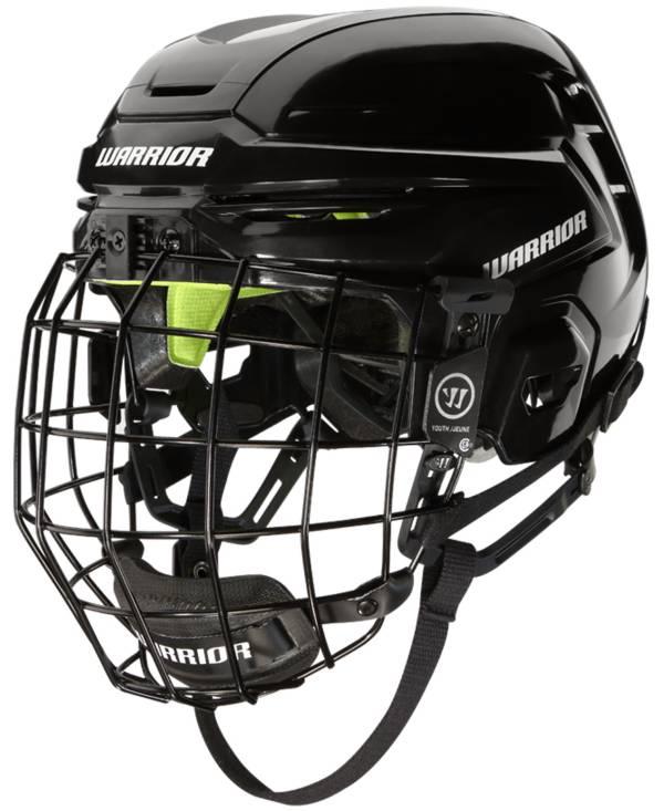 Warrior Youth Alpha One Ice Hockey Helmet Combo product image