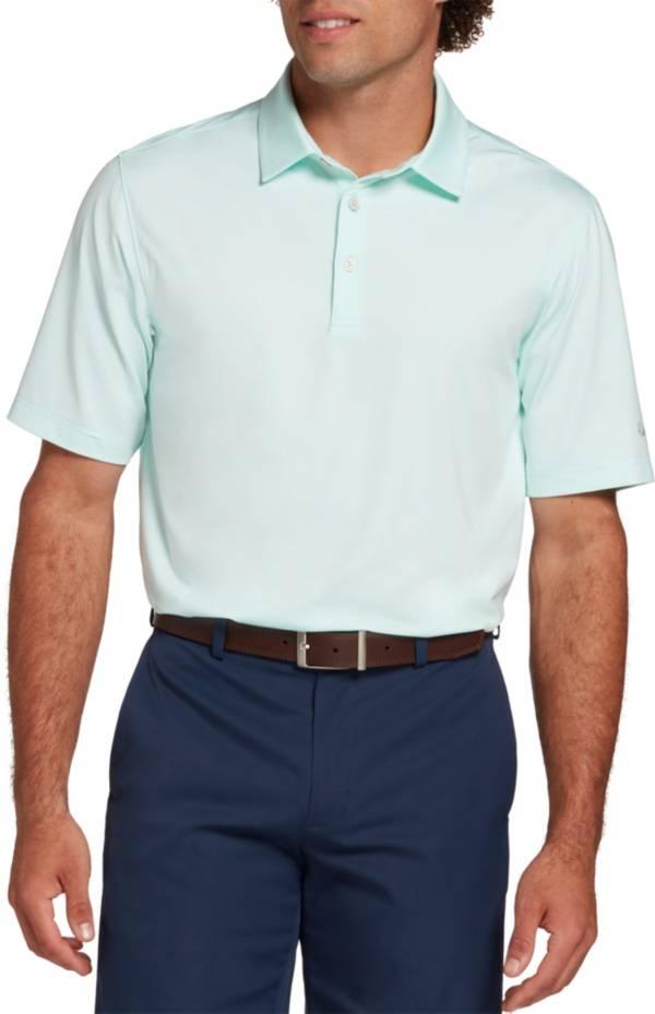 Walter Hagen Men's 11 Majors Championship Stripe Golf Polo – Big & Tall product image