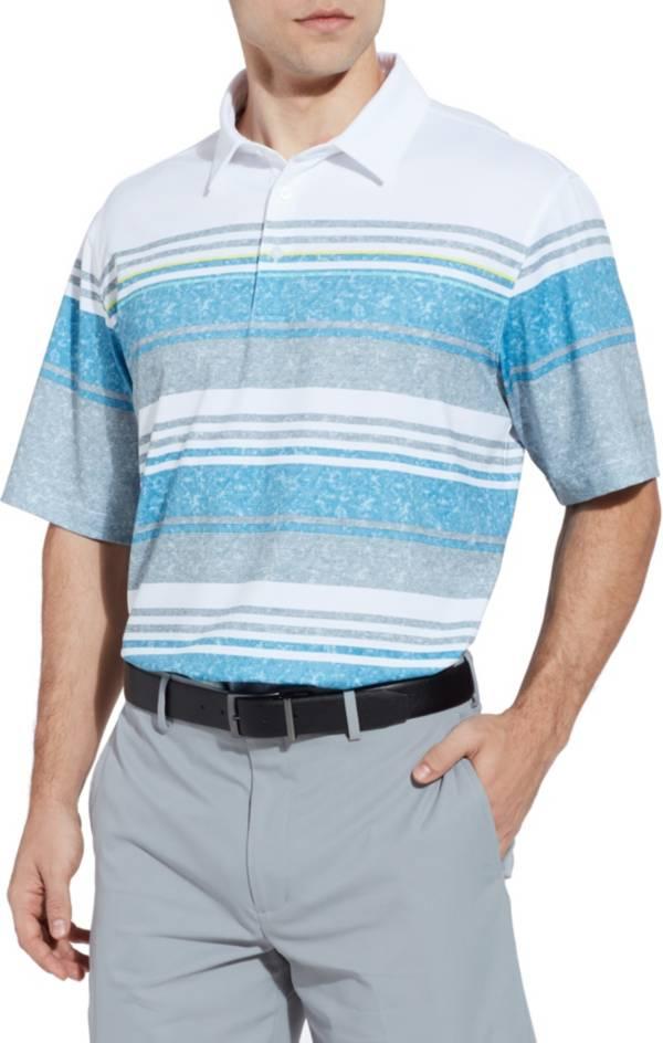 Walter Hagen Men's 11 Majors Brush Stroke Printed Golf Polo product image