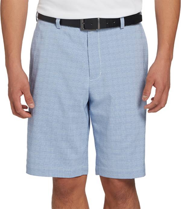 Walter Hagen Men's 11 Majors Glen Plaid Golf Shorts product image