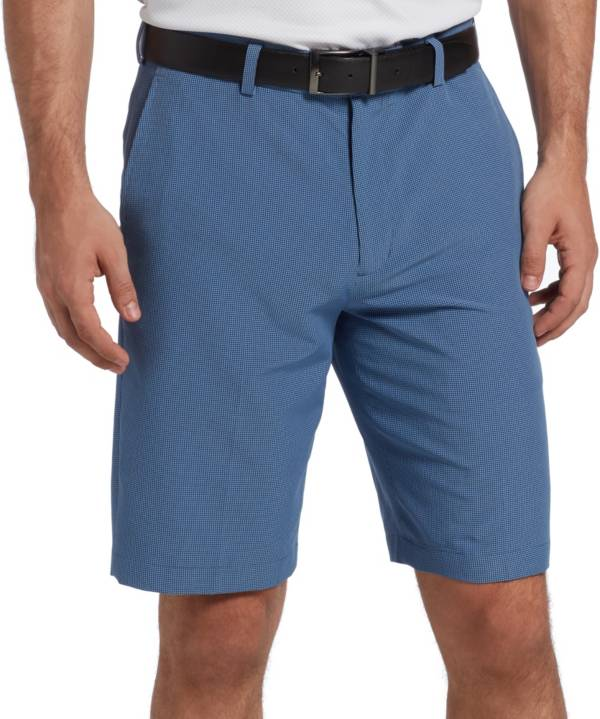 Walter Hagen Men's 11 Majors Mini Houndstooth Golf Shorts product image