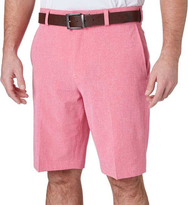 Walter Hagen Men's 11 Majors Textured Grid Golf Shorts product image