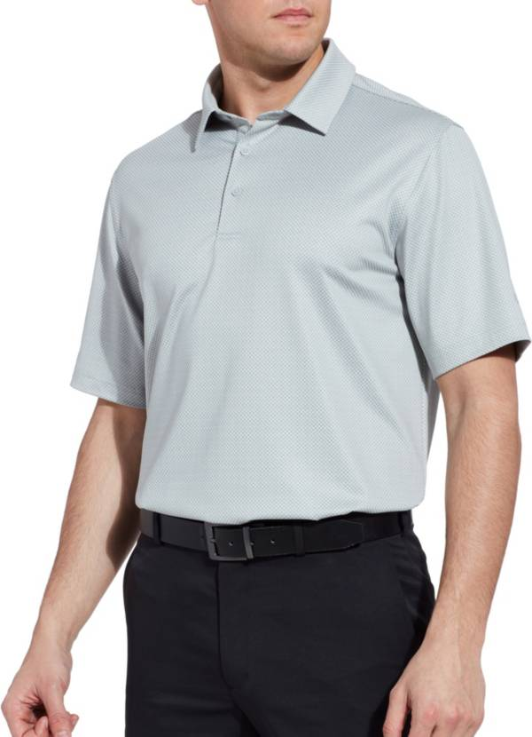 Walter Hagen Men's 11 Majors Textured Solid Golf Polo product image