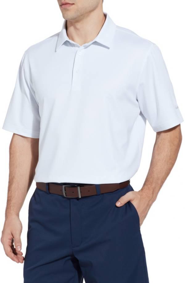 Walter Hagen Men's 11 Majors Textured Solid Golf Polo product image