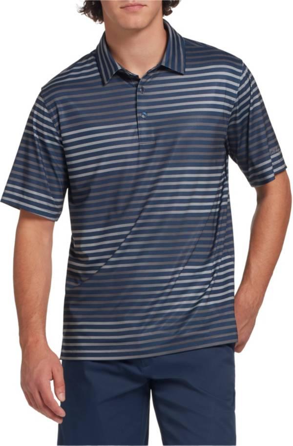 Walter Hagen Men's 11 Majors Ombre Stripe Golf Polo product image