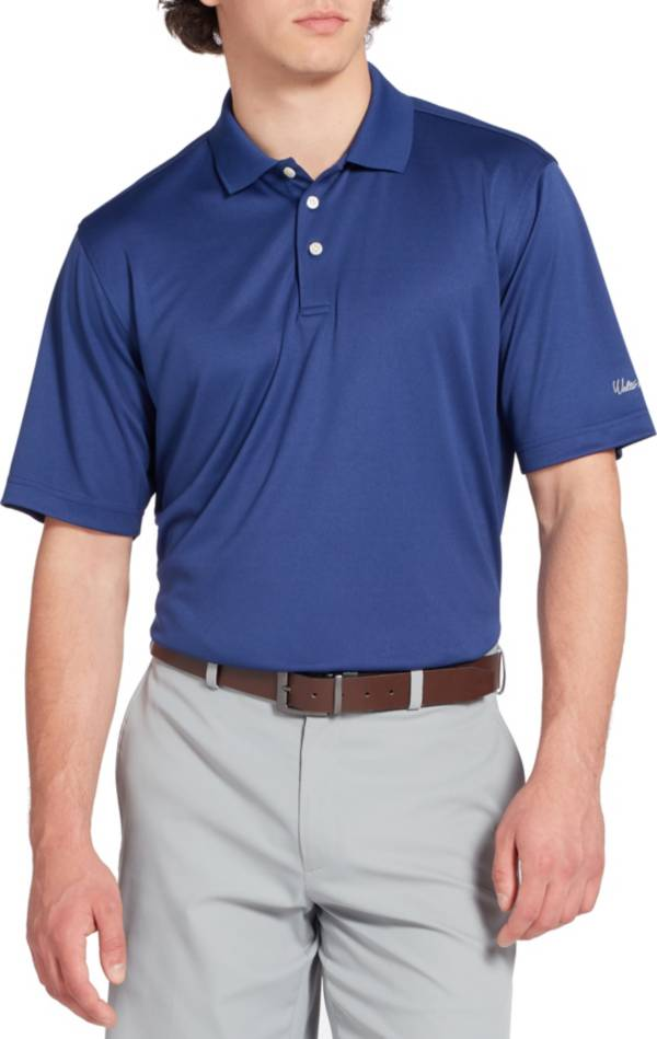 Walter Hagen Men's Essentials Solid Golf Polo product image