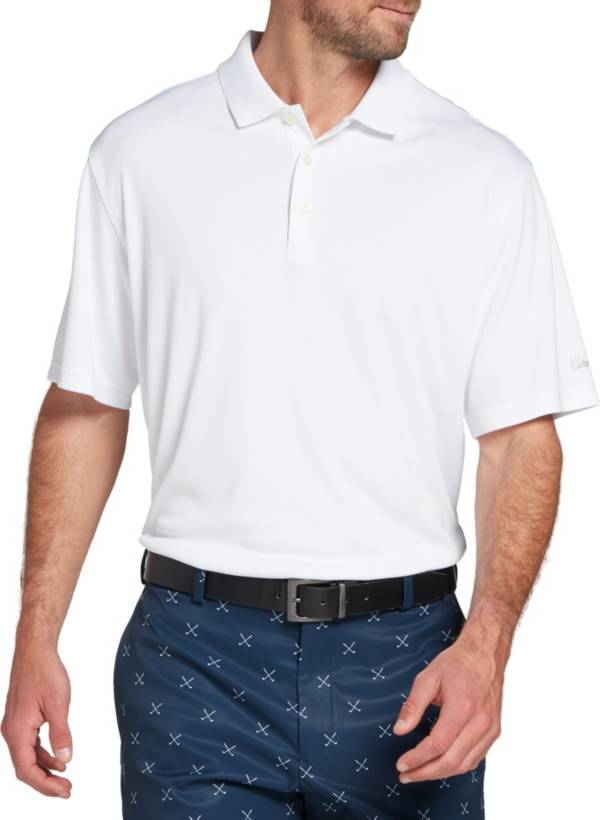 Walter Hagen Men's Essentials Solid Golf Polo product image