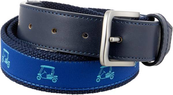 Walter Hagen Men's Canvas Printed Golf Belt product image