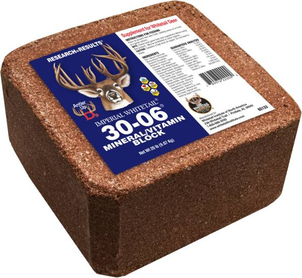 Whitetail Institute 30-06 Mineral Block product image