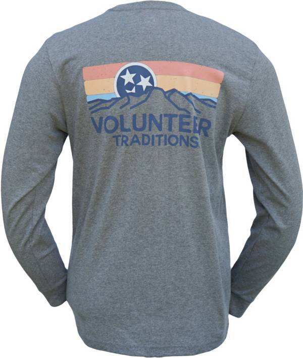 Volunteer Traditions Men's Tennessee Horizon Long Sleeve T-Shirt product image