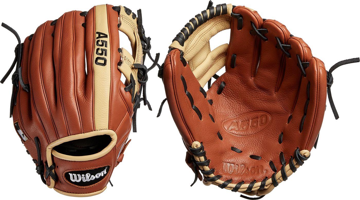 Wilson 11'' Youth A550 Series Glove 2020 1