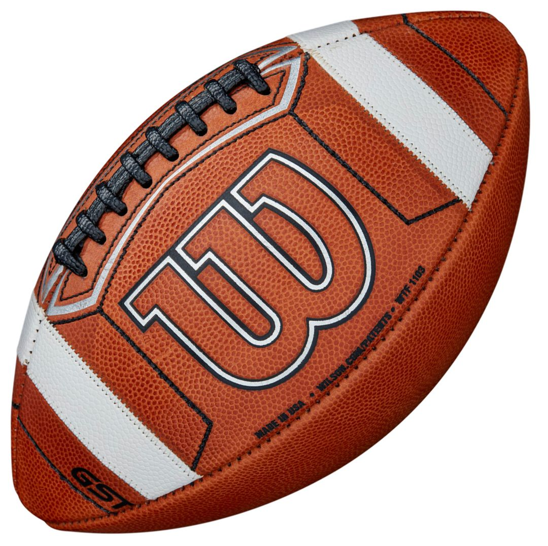 Wilson GST Prime Official Football