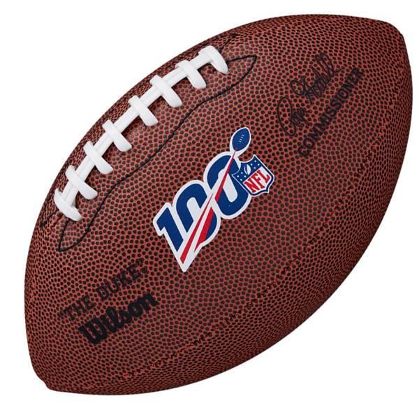 Wilson NFL 100th Anniversary Replica Mini Football product image